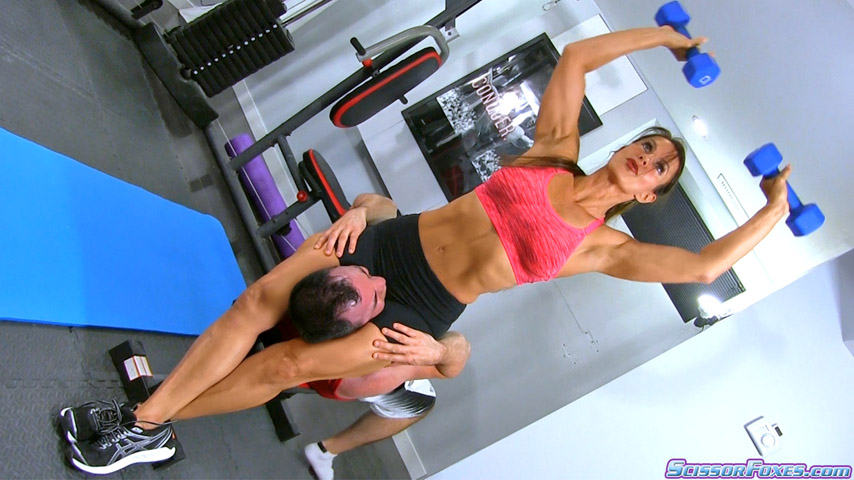 Fitness Fanatic: Feel The Burn! Preview Pic