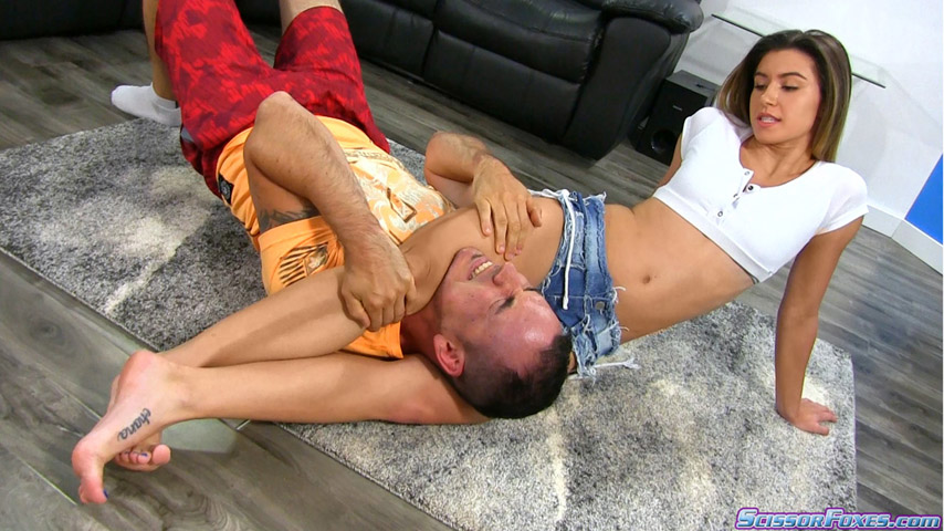 Stepsister's Knockout Revenge! Preview Pic
