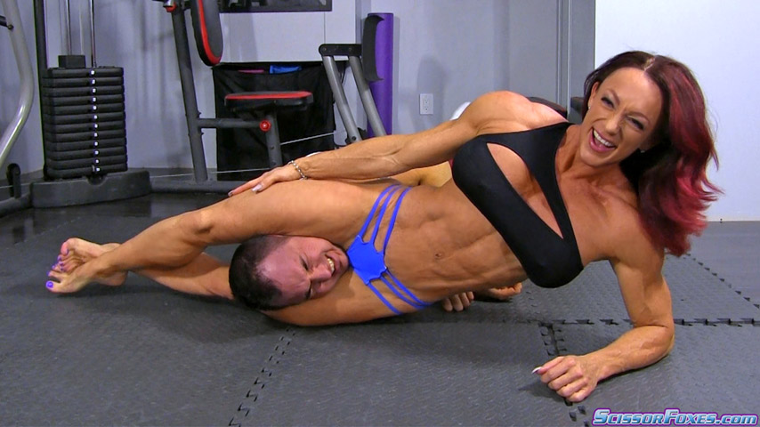 Fitness Fanatic: Break a Neck! Preview Pic